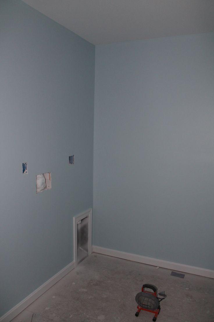 Sherwin Williams Byte Blue 6498  Paint  SW