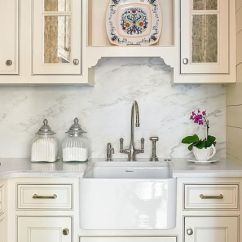 Rohl Kitchen Sinks Mandoline A Butler's Pantry With Sink Serves As Breakfast Bar ...