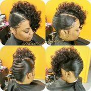french roll with curly top