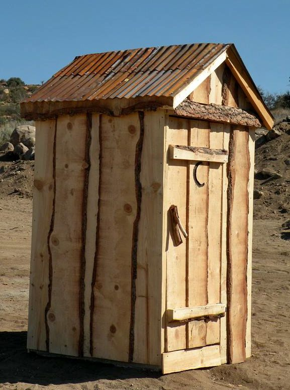 Place Outhouse  WoodWorking Projects  Plans
