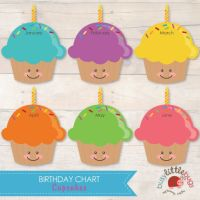 17 Best images about Birthday Chart Ideas For Kids on