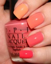 index pinky china glaze peachy