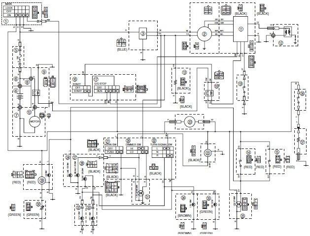 basic car alarm wire diagram