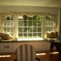 Window Treatment Ideas For Bay Windows In Living Room Wall 40 Best Images About On Pinterest | ...
