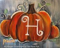 17 Best ideas about Pumpkin Canvas Painting on Pinterest ...