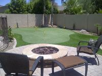 266 best Artificial Turf & Lawnless Yards images on Pinterest