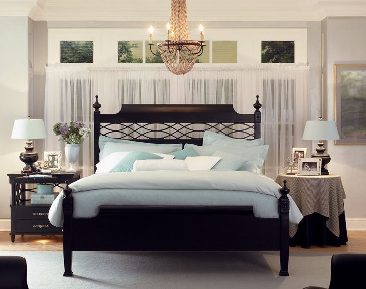 Love The Mismatched Nightstands An Easy Fix For Something