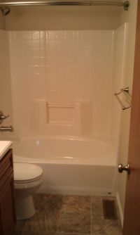 25+ best ideas about One piece tub shower on Pinterest ...