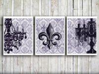 25+ best ideas about Purple wall decor on Pinterest ...