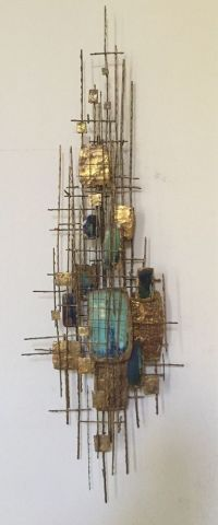 17+ best ideas about Metal Wall Sculpture on Pinterest
