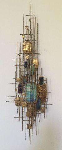17+ best ideas about Metal Wall Sculpture on Pinterest ...