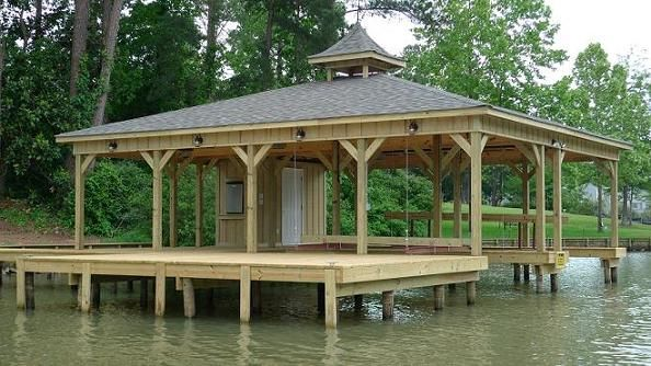 Boat House Ideas