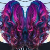 25+ best ideas about Mermaid hair colors on Pinterest ...