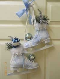 1000+ images about Ideals Christmas Ice Skates Decorations ...
