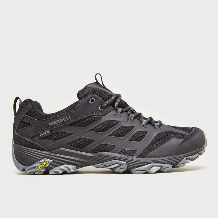 merrell mens moab fst gore tex walking shoe find out more on our chaussures de marcheen