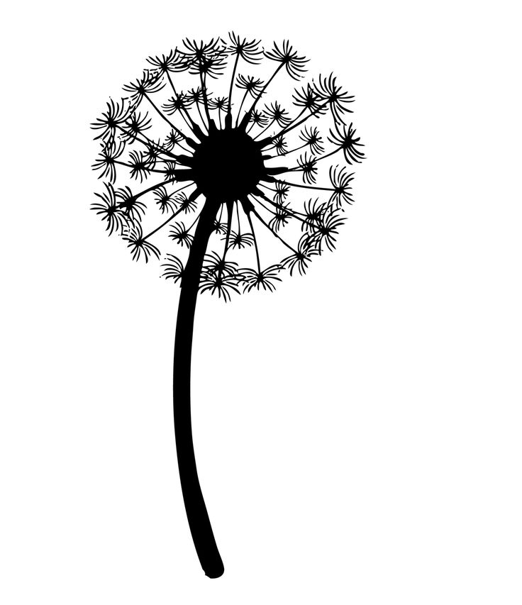 1000 Ideas About Dandelion Tattoos