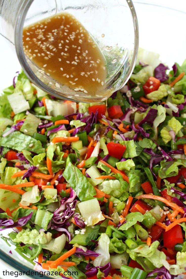 100 Salad Recipes On Pinterest Healthy Salad Recipes Salad