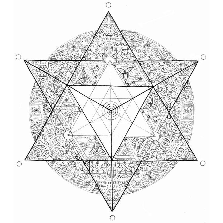Spiritual Alchemy, Sacred Geometry, and the Creative Self