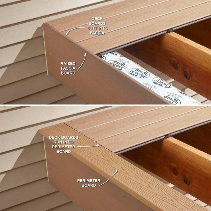 how to replace deck boards with screws