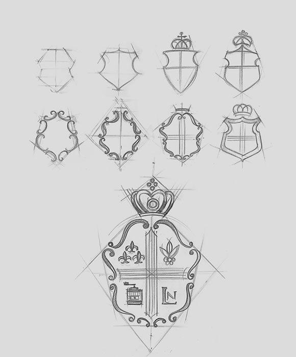 Best 25+ Crest logo ideas on Pinterest
