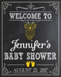 Best 20+ Baby shower chalkboard ideas on Pinterest | Baby ...