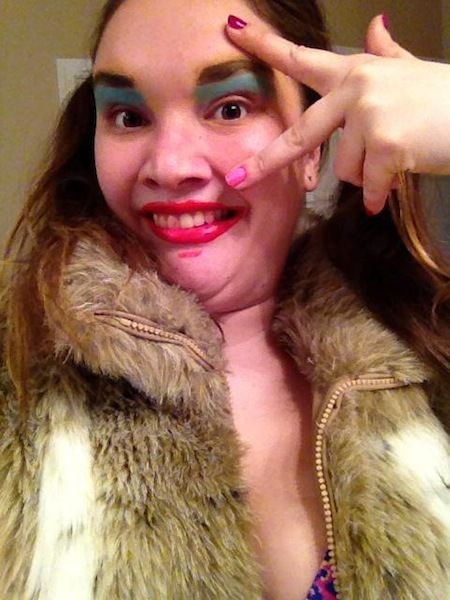 49 Best Images About REALLY REALLY BAD MAKE UP On