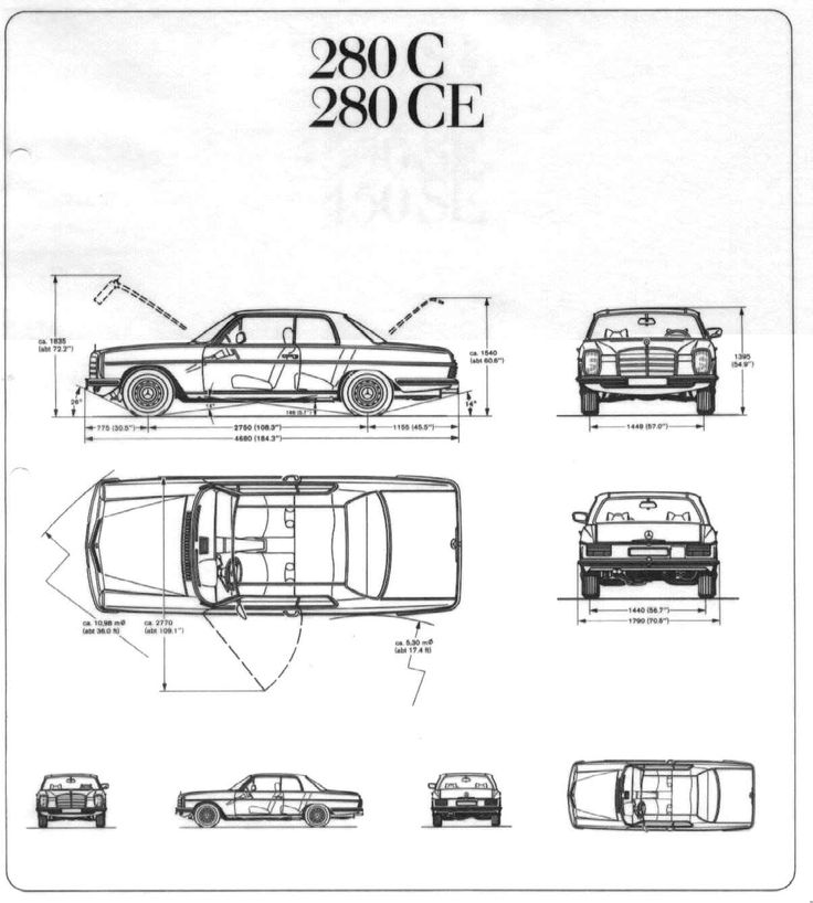 1000+ images about Mercedes Benz W114/W115 Coupe & CE op