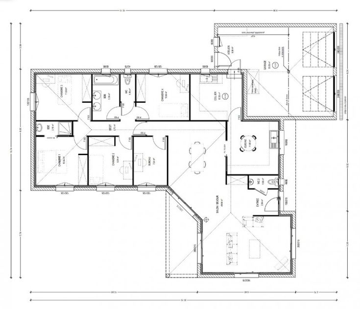 Plan Maison Architecte Design Maison Bois Architecture Design Dans