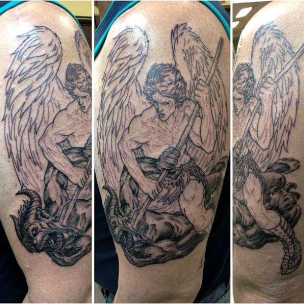 ideas angel demon