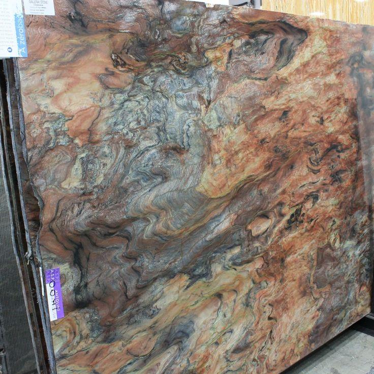 Fusion Wow Quartzite  Slabs  Pinterest  Granite and