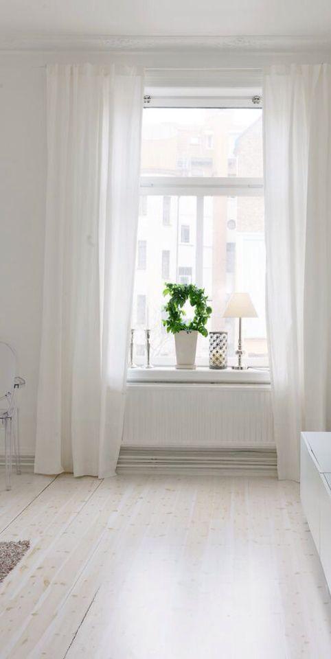 Best 20 White curtains ideas on Pinterest  Curtains