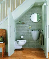 The 25+ best ideas about Bathroom Under Stairs on ...