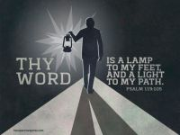 thy word is a lamp - DriverLayer Search Engine