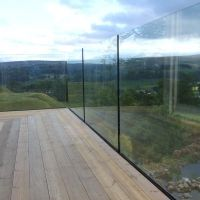 25+ best ideas about Glass balcony on Pinterest | Glass ...