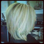 long stacked bob.love hair