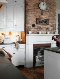 Best 25+ Kitchen fireplaces ideas on Pinterest | Primitive ...