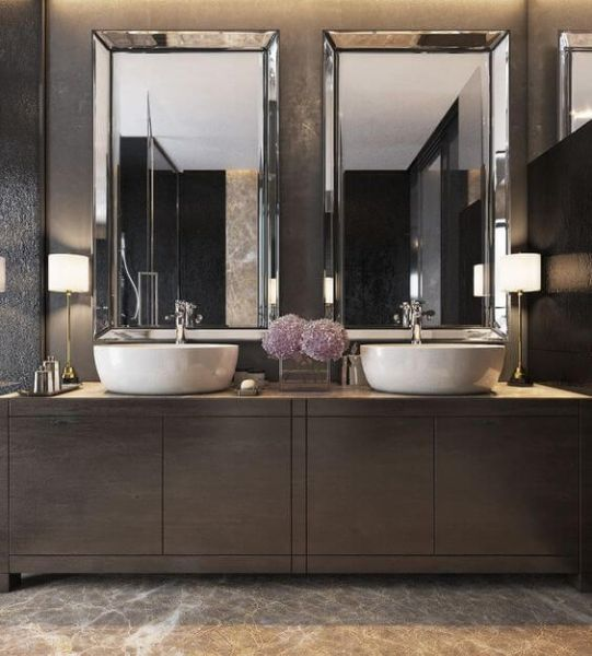 best contemporary bathroom designs Best 25+ Modern bathroom mirrors ideas on Pinterest