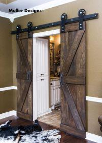 1000+ ideas about Rustic Barn Doors on Pinterest   Barn ...