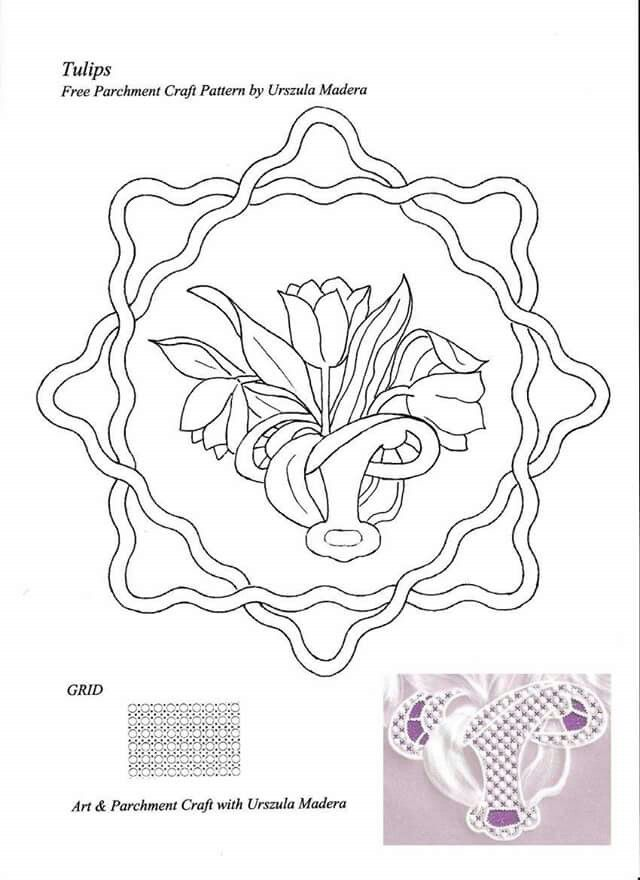 1012 best images about Parchment Projects and Patterns on