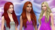 kiara zurk - mysterious hair