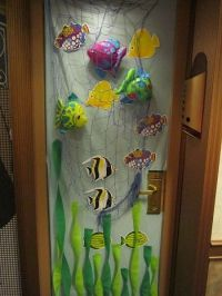 61 best images about Cruise Ship Door Decorating on ...