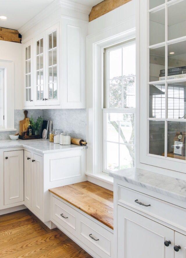 25+ best ideas about Kitchen window seats on Pinterest