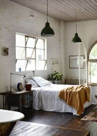 Without A Headboard, Alternative Bedroom Decorating Ideas ...