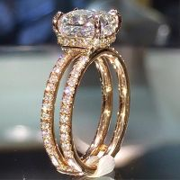 25+ best ideas about Diamond Rings on Pinterest