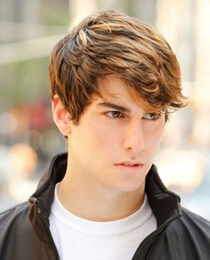 25 Best Ideas About Teenage Boy Hairstyles On Pinterest Boys