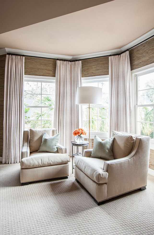 Bedroom Sitting Area With Two Chairs Sittingarea Laura Master Bay Window Ideasmaster