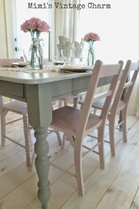 25+ best ideas about Painted kitchen tables on Pinterest ...