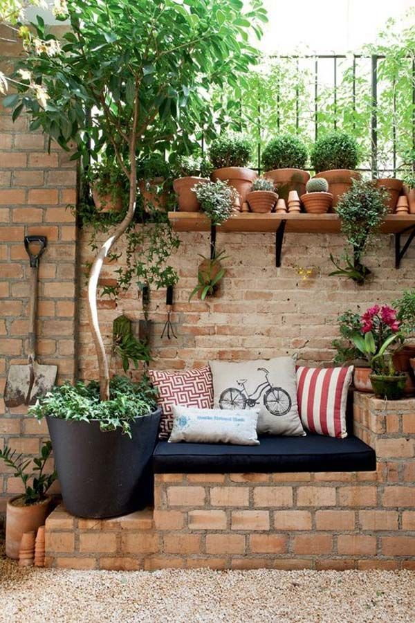 25 Best Ideas About Brick Garden On Pinterest Bricks Brick