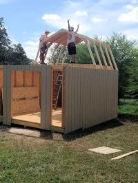 25+ best ideas about Building a shed on Pinterest | Diy ...