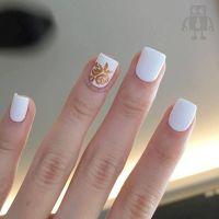 25+ best ideas about Bridal nail art on Pinterest | Bridal ...